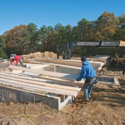 What Size Are Floor Joists In Residential Construction
